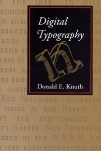Digital Typography Book Front Cover